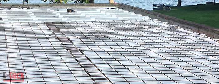 The EPS-Deck Insulating Concrete Deck Forming System for Ontario