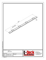 EPS-Deck EPS Concrete Deck Forms - Technical Drawings - Mesh Track