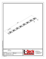 EPS-Deck EPS Concrete Deck Forms - Technical Drawings - PEX Track